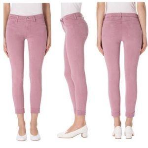 J Brand ANJA Super Skinny Cropped Jeans